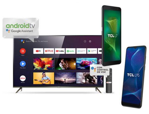 TCL adelanta detalles de sus lanzamientos en Argentina