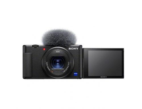 Sony presenta la cámara de bolsillo para vloggers ZV-1