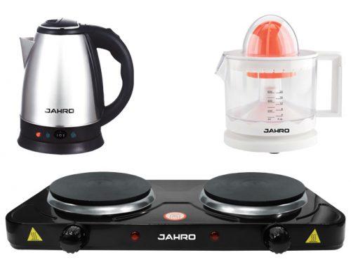 JAHRO presenta su nueva línea de pequeños electrodomésticos