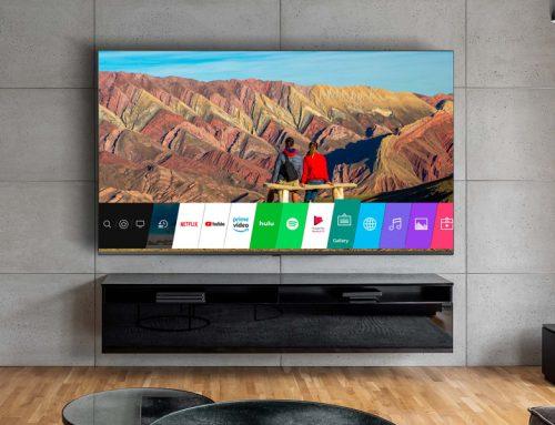 LG lanza su innovador TV NanoCell de 65´
