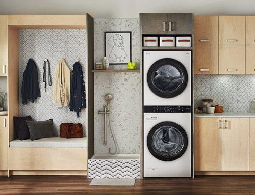 LG presenta Washtower, su nueva solución de lavado y secado