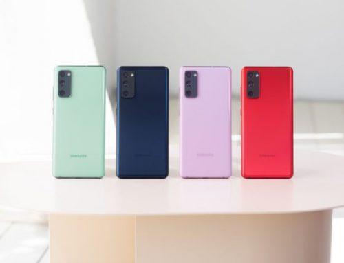 Samsung presenta el Galaxy S20 FE