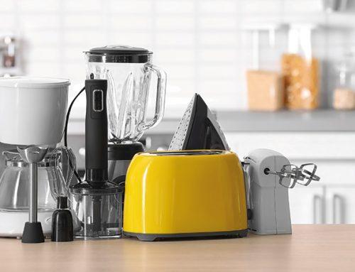 Pequeños electrodomésticos: informe especial