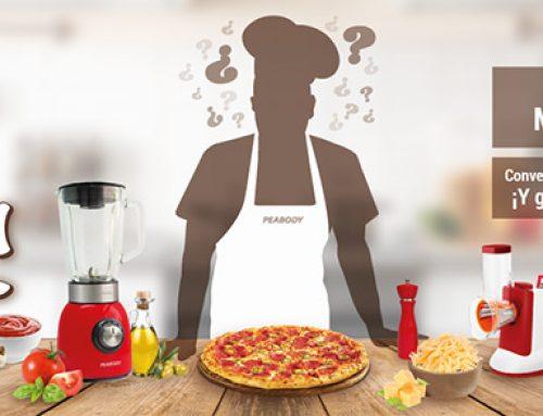 Peabody presenta nuevas iniciativas para potenciar la cocina en casa