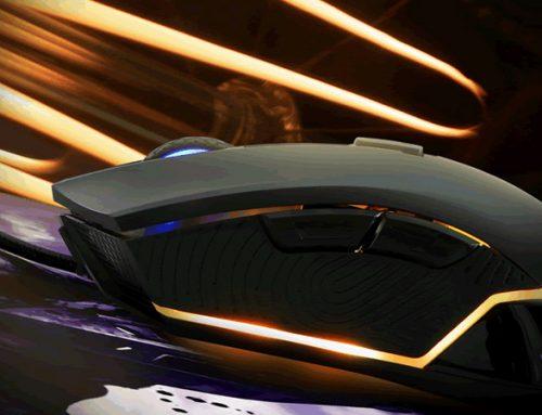 PRIMUS presenta el Mouse Gladius 8200T