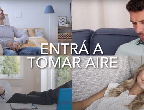 """RCA presenta """"Entrá a tomar aire"""", la nueva campaña para dar a conocer la línea de Acondicionadores de Aire"""