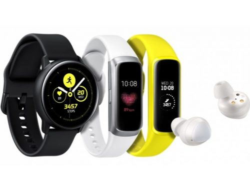 Galaxy Watch Active2, Galaxy Fit y Galaxy Buds+. Lo nuevo de Samsung