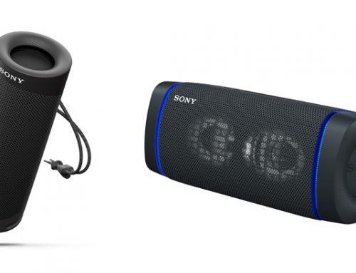 Nuevos parlantes inalámbricos Sony EXTRA BASS