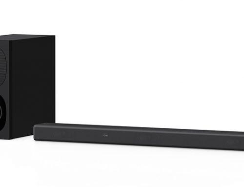 Nueva barra de sonido HT-G700 de Sony