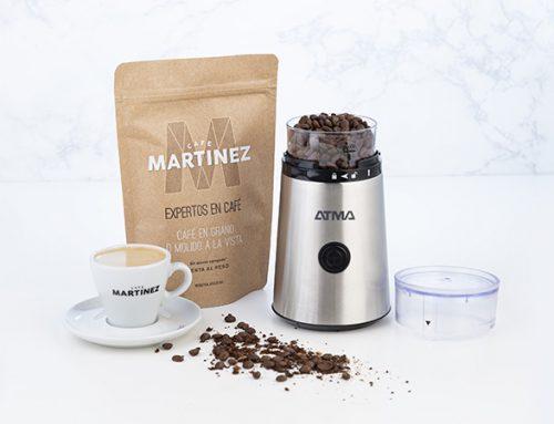 ATMA presenta su nuevo molinillo eléctrico de café