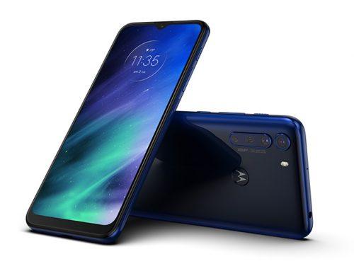Motorola one fusion llega a la Argentina