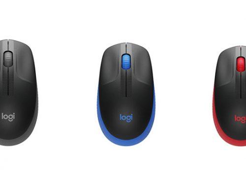 Nuevo mouse inalámbrico Logitech M190