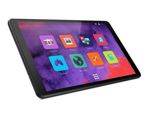 Grupo Núcleo presenta la Tablet Smart M8 de Lenovo