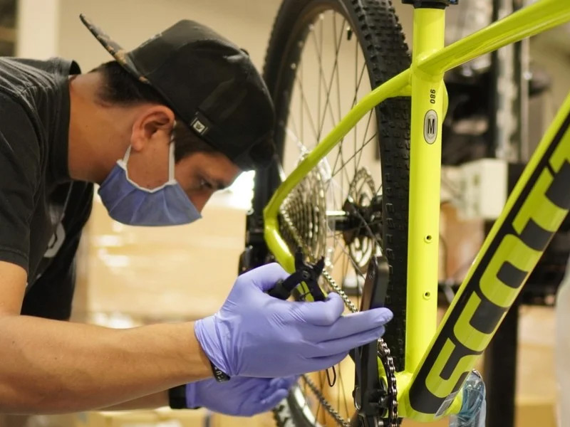 Motomel comenzará a emsamblar bicicletas Scott