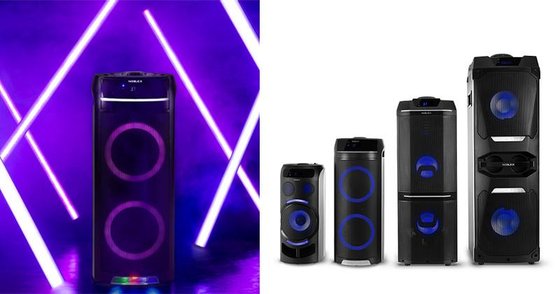 Noblex se sigue posicionando en la industria del audio