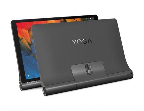 Llegó la Tablet Lenovo Yoga Smart de la mano de Grupo Núcleo