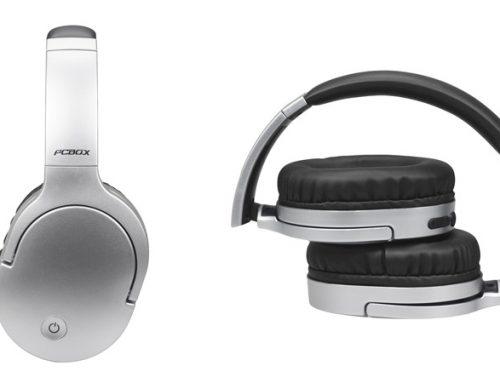 PCBOX presenta sus nuevos auriculares de la serie GO