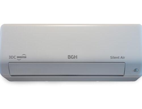 BGH presenta su aire acondicionado con sensor inteligente de movimiento