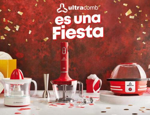 Ultracomb lanza su campaña de fin de año