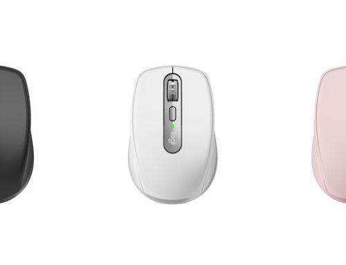 Nuevo mouse inalámbrico MX Anywhere 3 de Logitech