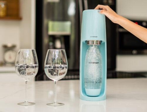SodaStream renueva el Kit Fizzi