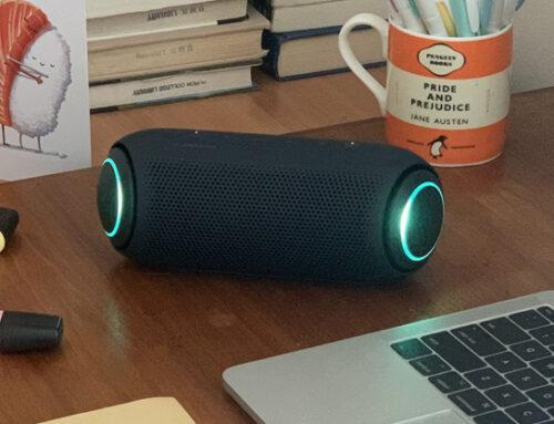 LG presenta sus nuevos parlantes XBOOM Go