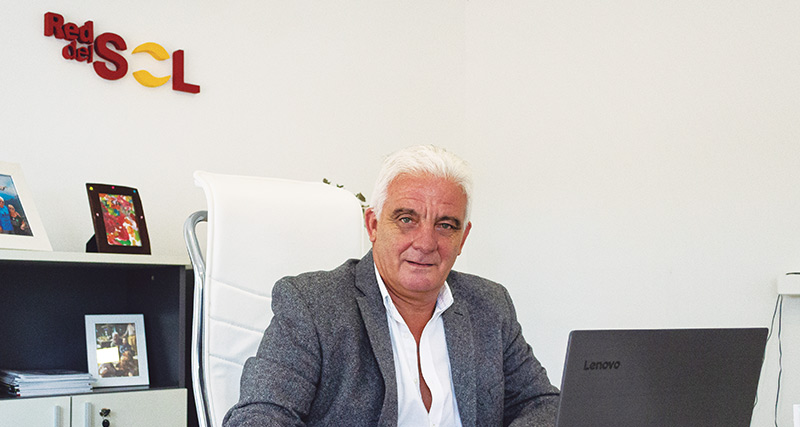Osvaldo Malvestitti, titular de Red del Sol: ¨La pandemia obliga a los comercios a integrarse a redes¨