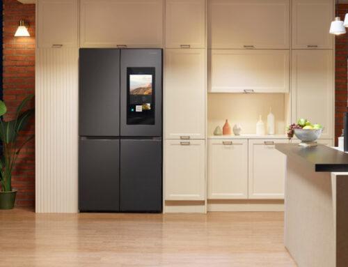 Samsung lanza el refrigerador Flex de cuatro puertas