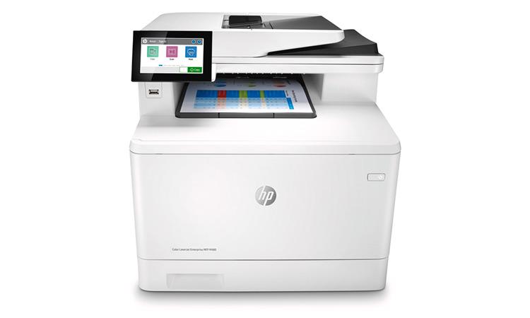 HP presenta la HP LaserJet Serie 400