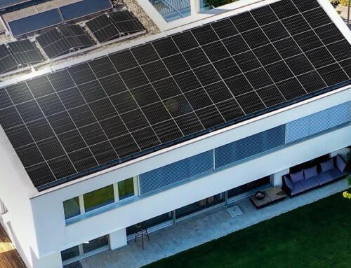 LG presenta su nuevo panel solar NeON H