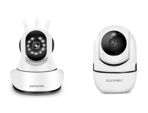 Panacom y Blackpoint lanzan sus nuevas cámaras de seguridad IP