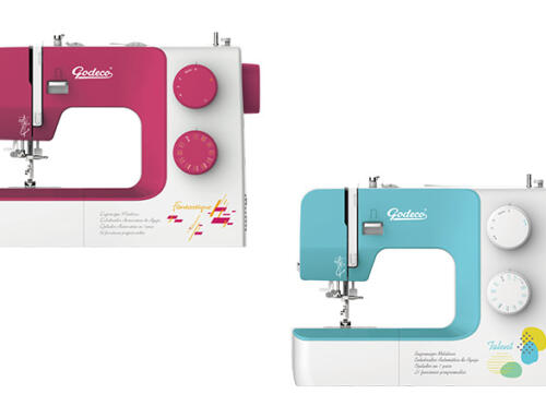 Godeco sumó al lineal dos nuevas máquinas de coser