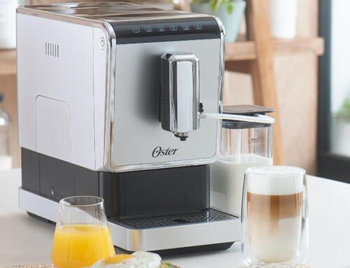 Oster presenta su nueva cafetera Super Automática Espresso