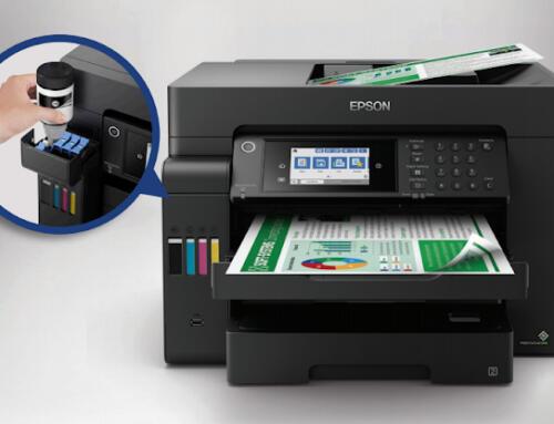 Epson presenta su primera impresora multifunción a color A3 con tanque de tinta de gran capacidad y sin cartucho para PyMES