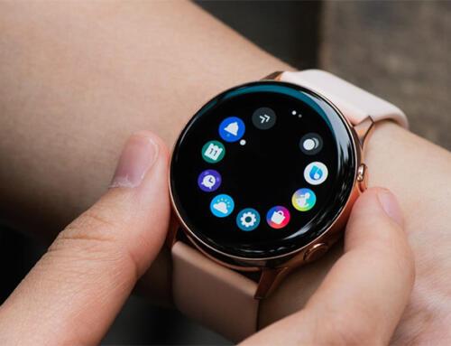 De la mano de Samsung, las pantallas extensibles llegarían a los wearables