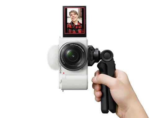 Sony presenta la nueva cámara vlog ZV-E10