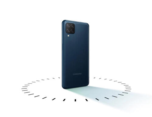 Samsung Galaxy M12 desembarca en Argentina