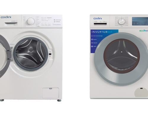 Codini lanza sus nuevos lavarropas