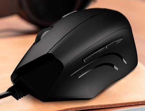 Klip Xtreme presenta su mouse ultra ergonómico Krest
