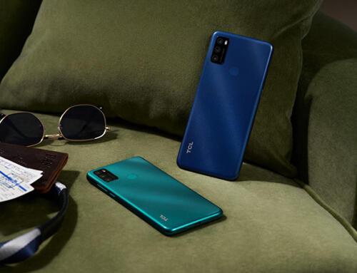 TCL presenta su nueva serie 20 de smartphones