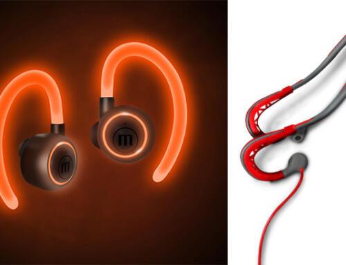 Maxell presenta 5 auriculares Bluetooth para uso deportivo