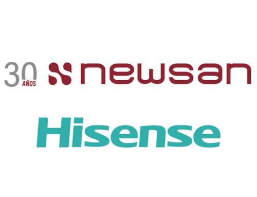 Newsan y Hisense sellan una alianza estratégica
