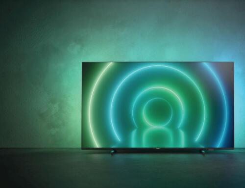 Philips TV & Sound presentó novedades