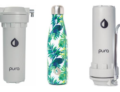 Pura presenta sus nuevos purificadores de agua