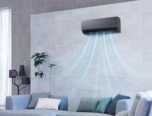 LG presentó sus nuevos acondicionadores de aire Art Cool y Dua Cool