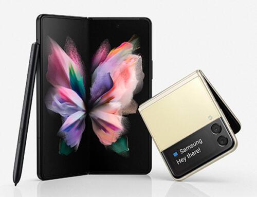 Samsung presenta los nuevos Galaxy Z Fold3 y Z Flip3 5G