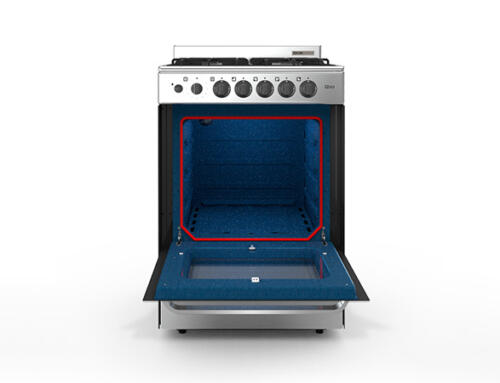 Eskabe presenta la nueva línea de Cocinas Titanio, modelos Q